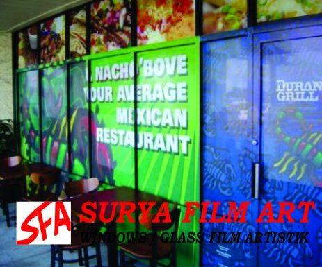 Grosir Kaca Film Bekasi, DIGITAL PRINTING STICKER