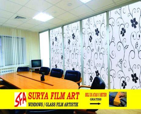 Pemasangan Kaca Film Bogor, STICKER KACA MOTIF SFA 036