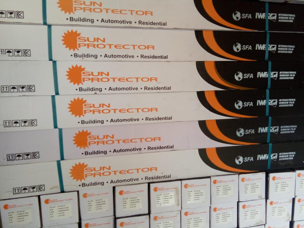 Kaca Film Sun Protector